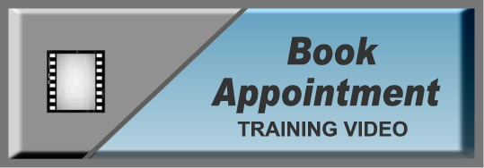 Book Appointment - Training Video